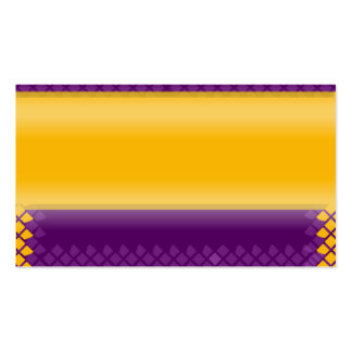 Taste of Asia - Royal Dragon Purple and Gold Pack Of Standard Business Cards