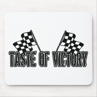 Taste of Victory Mouse Pads