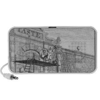 Taste, or Burlington Gate, 1732 iPhone Speaker