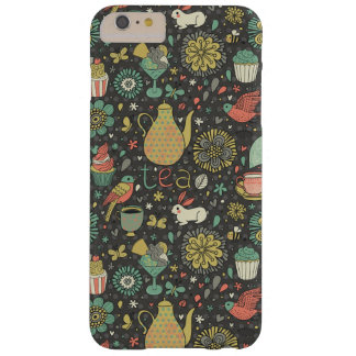 Tasty bright Tea Card Barely There iPhone 6 Plus Case