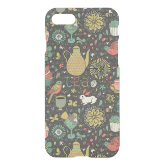 Tasty bright Tea Card iPhone 8/7 Case