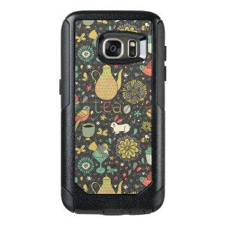 Tasty bright Tea Card OtterBox Samsung Galaxy S7 Case