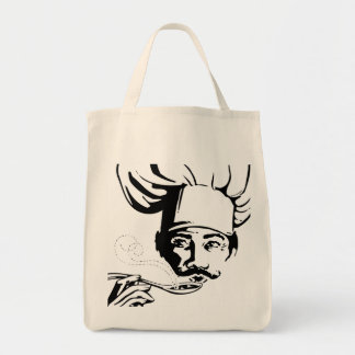 Tasty Chef Tote Bag