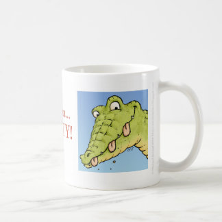 Tasty Crocodile Mug