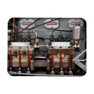 Tasty Diesel Rectangular Photo Magnet