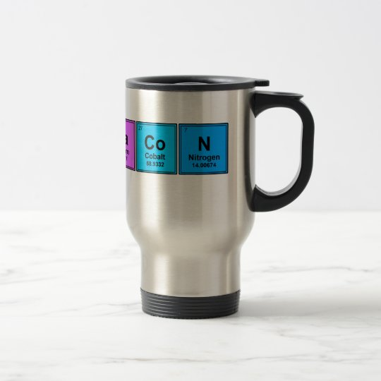 Tasty Elements Travel Mug