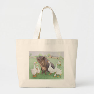 Tasty Morsel Large Tote Bag