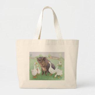Tasty Morsel Jumbo Tote Bag