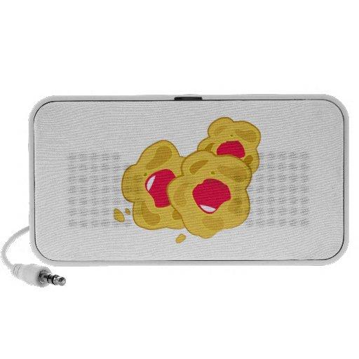 Tasty Snack Mp3 Speaker