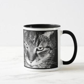 Tasty Tabby Haiku Cat Mug