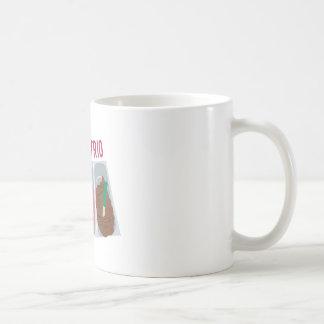 Tasty Trio Basic White Mug