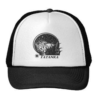 Tatanka Stars-American Buffalo/Bison Cap