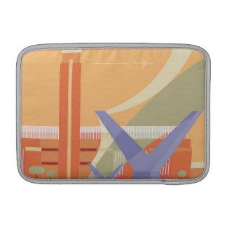 Tate Gallery and Millennium Bridge MacBook Sleeve