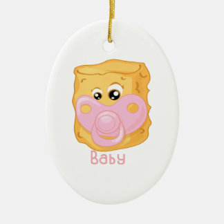 Tater Tot Baby Christmas Ornament