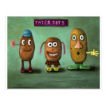 Tater Tots Post Cards