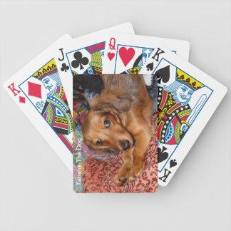 Tatiana The Dog - Playing Cards