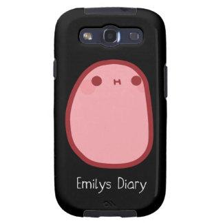 Tato Samsung Galaxy SIII Case