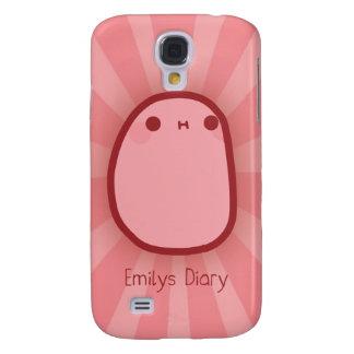 Tato Pink Galaxy S4 Case