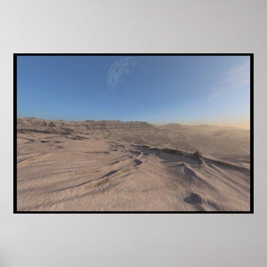 Tatooine Poster