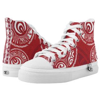 Tatou III High-Top Sneakers
