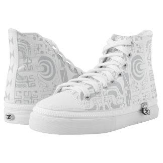 Tatou IV High-Top Sneakers