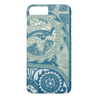 Tatou V - Bora Bora Lagoon iPhone 8 Plus/7 Plus Case