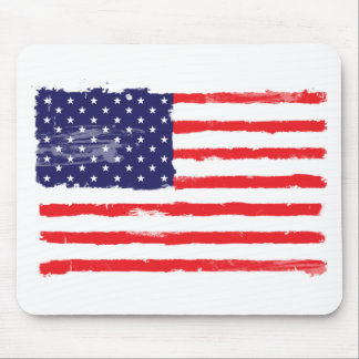 Tattered Flag Mouse Pads