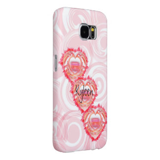 Tattered Heart Samsung Galaxy S6 Cases