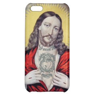 TATTOED JESUS CASE FOR iPhone 5C