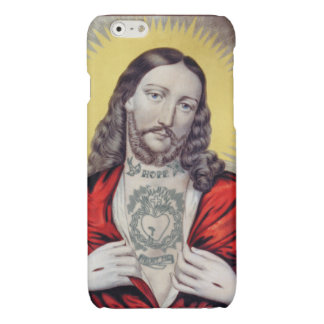 TATTOED JESUS iPhone 6 PLUS CASE