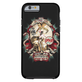 Tattoed Lady Tough iPhone 6 Case