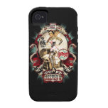 Tattoed Lady iPhone 4 Cover