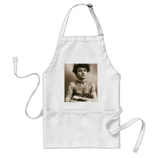 Tattoed With Pearls, Victorian Circus Photo Apron
