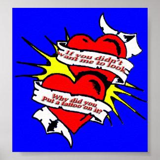 Tattoo Appreciation Poster