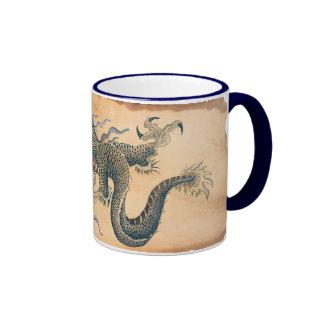 Tattoo Art Dragon Mug