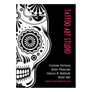 Tattoo Art Studio business card