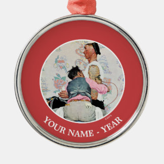 Tattoo Artist Christmas Ornament
