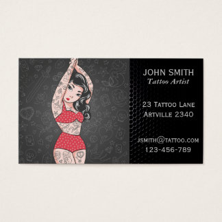 Tattoo Artist Ink Artist Tattoo Parlour