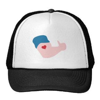 Tattoo Base Hat