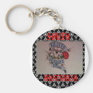 tattoo designs page key ring