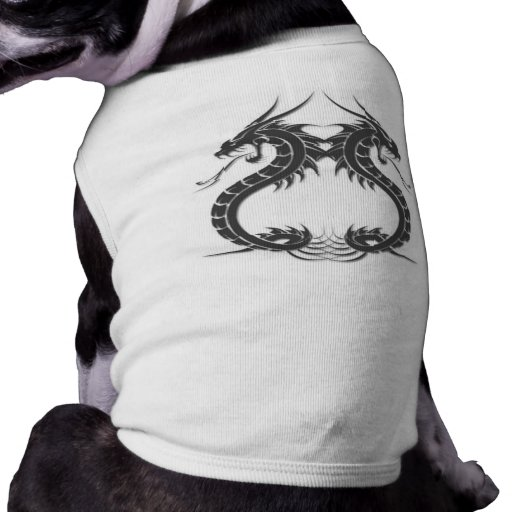 Tattoo Doggie Tee