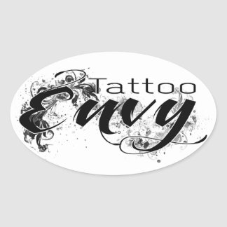 Tattoo Envy Sticker