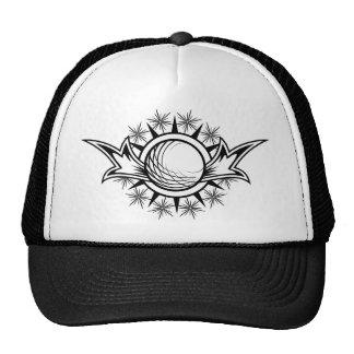Tattoo Mesh Hat