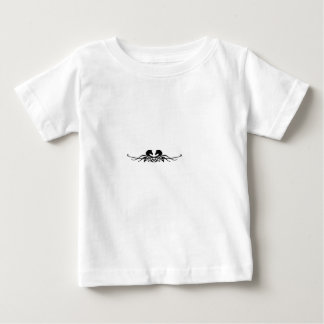 Tattoo Horse Heads Baby T-Shirt