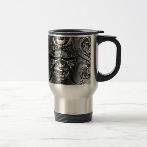 tattoo japanese coffee mug