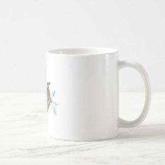 Tattoo Machine Basic White Mug