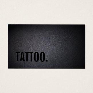 Tattoo Professional Black Bold Minimalist