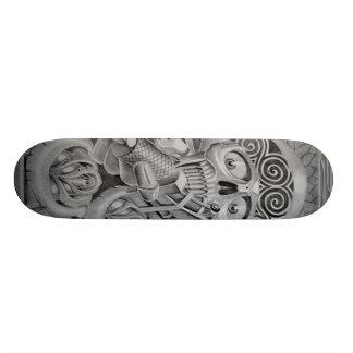 Tattoo Skate Skateboard Deck