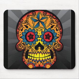 Tattoo Skull Mouse Mat