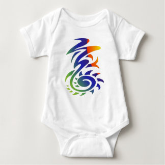 tattoo spectrum baby bodysuit